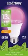 Лампа свет.LED A60-13W ФИТО Е27 SBL-A60-13-fito-E27